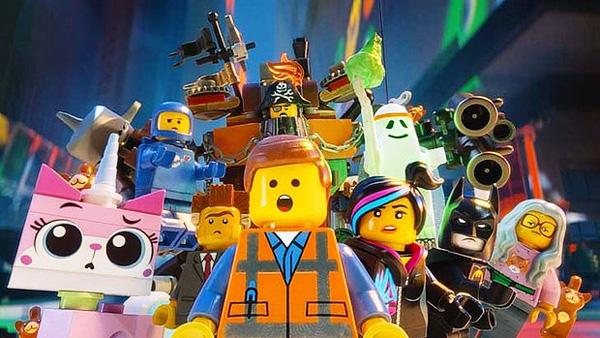 Игры Лего 2