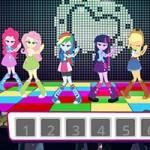 Танцы Девушки Эквестрии