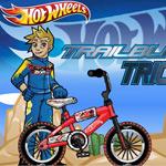 Команда Хот Вилс на мотоциклах