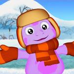 Лунтик и Кузя: Зимние приключения