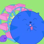 Суши кот 3