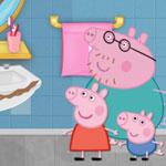 Свинка Пеппа Уборка в доме