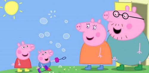 Игры Свинка Пеппа 1