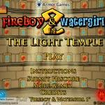 Огонь и Вода 2 Светлый Храм