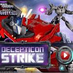 Игра Трансформеры Десептиконы