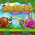 Игра Улитка Боб 5: Любовь