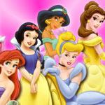 Игра Принцессы Диснея