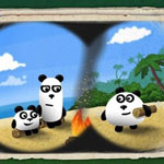 Игра 3 панды 8