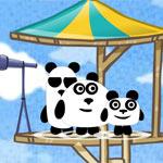 Игра 3 панды 6