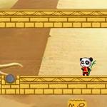 Игра 3 панды в пустыне