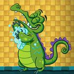 Игра Крокодильчик Свомпи для Андроид