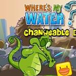 Игра Крокодильчик Свомпи: Головоломка