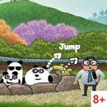 Игра Три панды 7