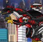 Игра Робот динозавр трансформер