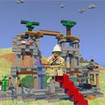 Игра Лего ворлд