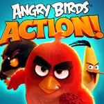Игра Angry Birds Action