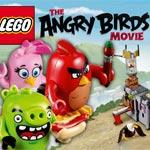 Игра Lego Angry Birds
