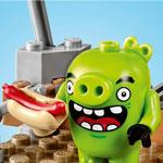 Игра Лего энгри бердз