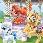 Игра Питомцы принцесс Диснея