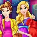 Игра Принцессы Диснея беременны