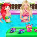 Игра Принцессы Диснея: Летние каникулы