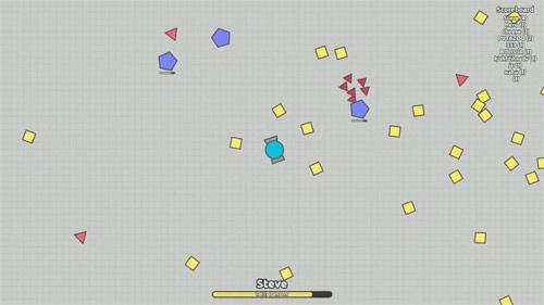 Игры Diep io
