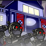 Игра Герои ударного отряда для мальчиков