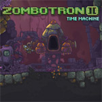 Игра Zombotron 2 Time machine