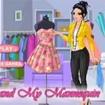 Игра Для девочек одевалки с модой