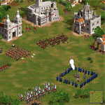 Игра Казаки Снова война