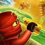 Игра Лего Ниндзяго Спасение