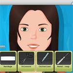 Игра Операция на нос