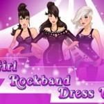 Игра Показ мод: Одевалка на оценку жюри