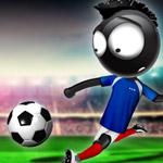 Игра Stickman soccer