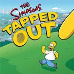 Игра Симпсоны тапед аут