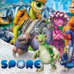 Игра Spore complete edition
