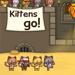 Игра Армия кошек