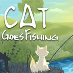 Игра Cat go fishing