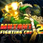 Игра Mutant fighting cup 2