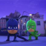 Игра Герои в масках: Геко и Кэт бой