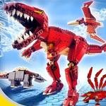 Игра Лего Охотники на динозавров