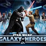 Игра Звездные войны Галактика героев