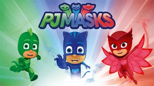 Игры Герои в масках