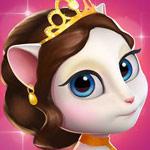 Игра Моя говорящая Анжела: Прически