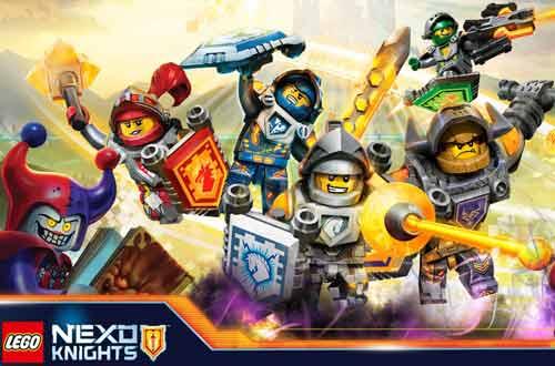 Игры Лего нексо найтс