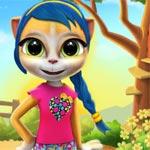Игра Моя говорящая кошка Эмма
