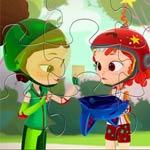 Игра Сказочный патруль: Аленка и Маша