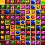 Игра 3 в ряд: Сокровища майя