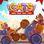 Игра CATS Crash Arena Turbo Stars