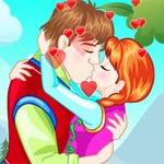 Игра Поцелуи Холодное сердце